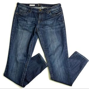 Kut from the Kloth Ursula Ankle Skinny Jeans 8